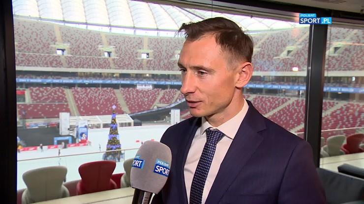 Sawicki: Kadra dalej na Narodowym, ale nie we wszystkich meczach o punkty