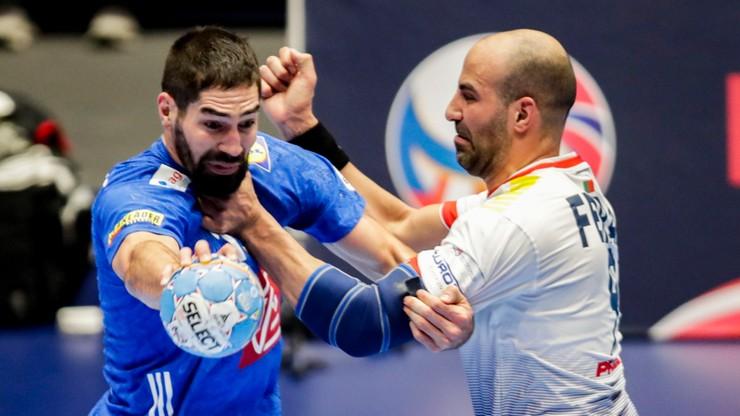 EHF Euro 2020: Porażka Polaków, Francuzi ulegli Portugalczykom