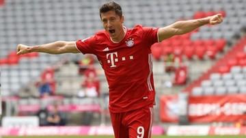 Lewandowski wybrany najlepszym piłkarzem w Niemczech