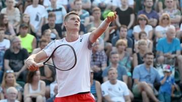 French Open: Poznaliśmy rywali Hurkacza i Majchrzaka w pierwszej rundzie