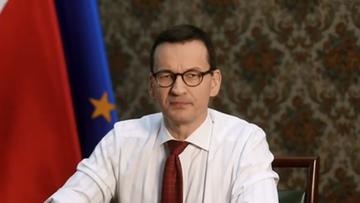 """""""Największy polski pakiet wsparcia w historii"""". Premier o """"tarczy antykryzysowej"""""""