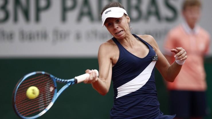 WTA w Tiencinie: Linette w drugiej rundzie