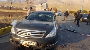 Zabójstwo byłego szefa irańskiego programu nuklearnego. Zginął w zamachu