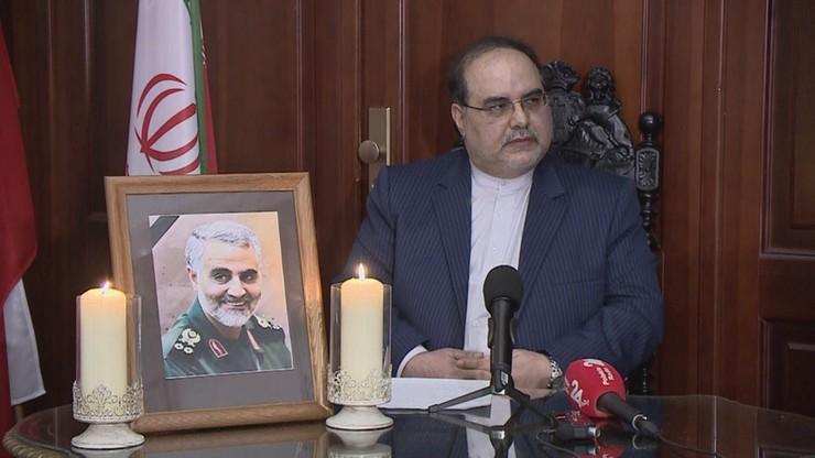 Ambasador Iranu: chcemy rozwijać relacje z Polską