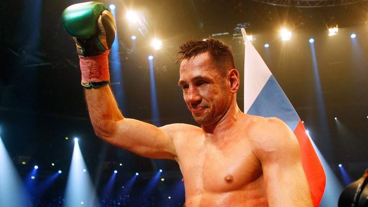 Były mistrz świata w boksie wraca na ring