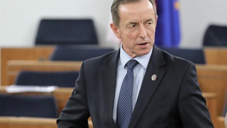 Grodzki: nie będę kandydował na prezydenta