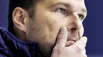 Trener hokejowej reprezentacji Polski stracił pracę... w klubie