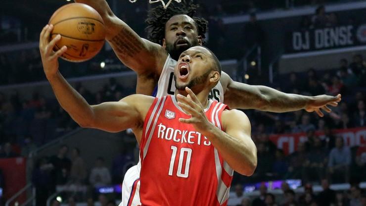 NBA: Popis Gordona! Poprowadził Houston Rockets do zwycięstwa