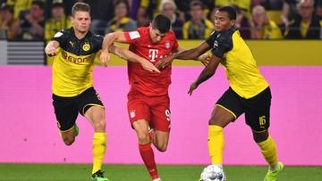 """Borussia i Bayern w meczu o wysoką stawkę. Ważne punkty w """"Der Klassiker"""""""