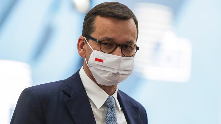 Morawiecki: oszuści z premedytacją zmanipulowali moją wypowiedź