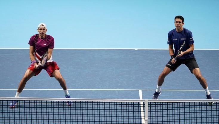 ATP w Kolonii: Łukasz Kubot awansował do drugiej rundy debla