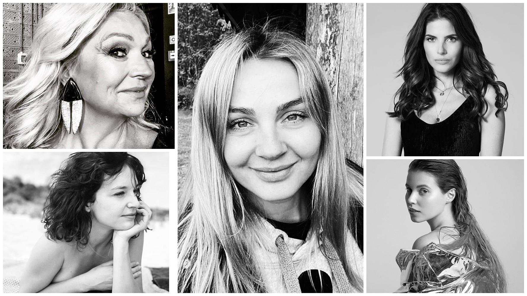 Bohaterki seriali i programów w akcji wsparcia kobiet
