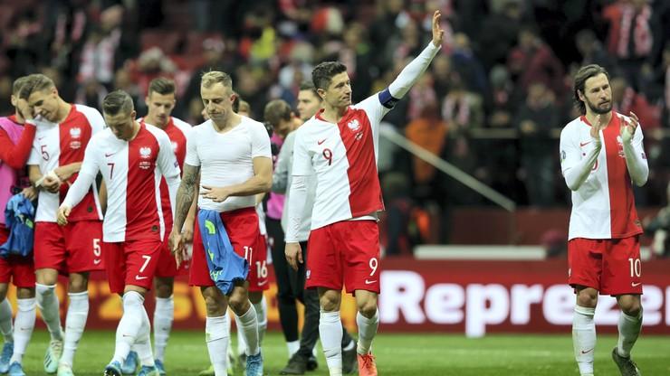 W najnowszym rankingu FIFA reprezentacja Polski zajmuje 19. miejsce
