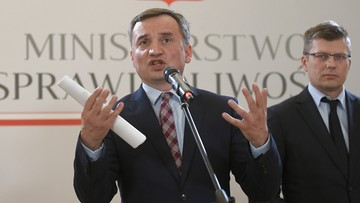 """""""Zamach na demokrację"""". Ziobro o rezolucji europarlamentu ws. Polski"""