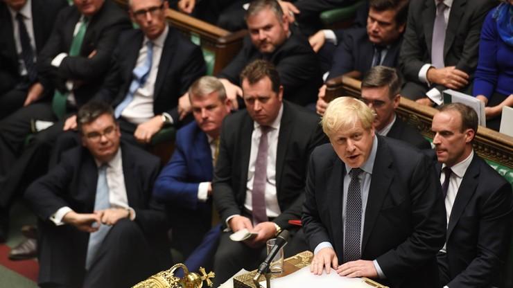 """""""Spiker jako siła blokująca dla zwolenników brexitu"""". Izba Gmin nie zadecyduje dziś ws. umowy z UE"""