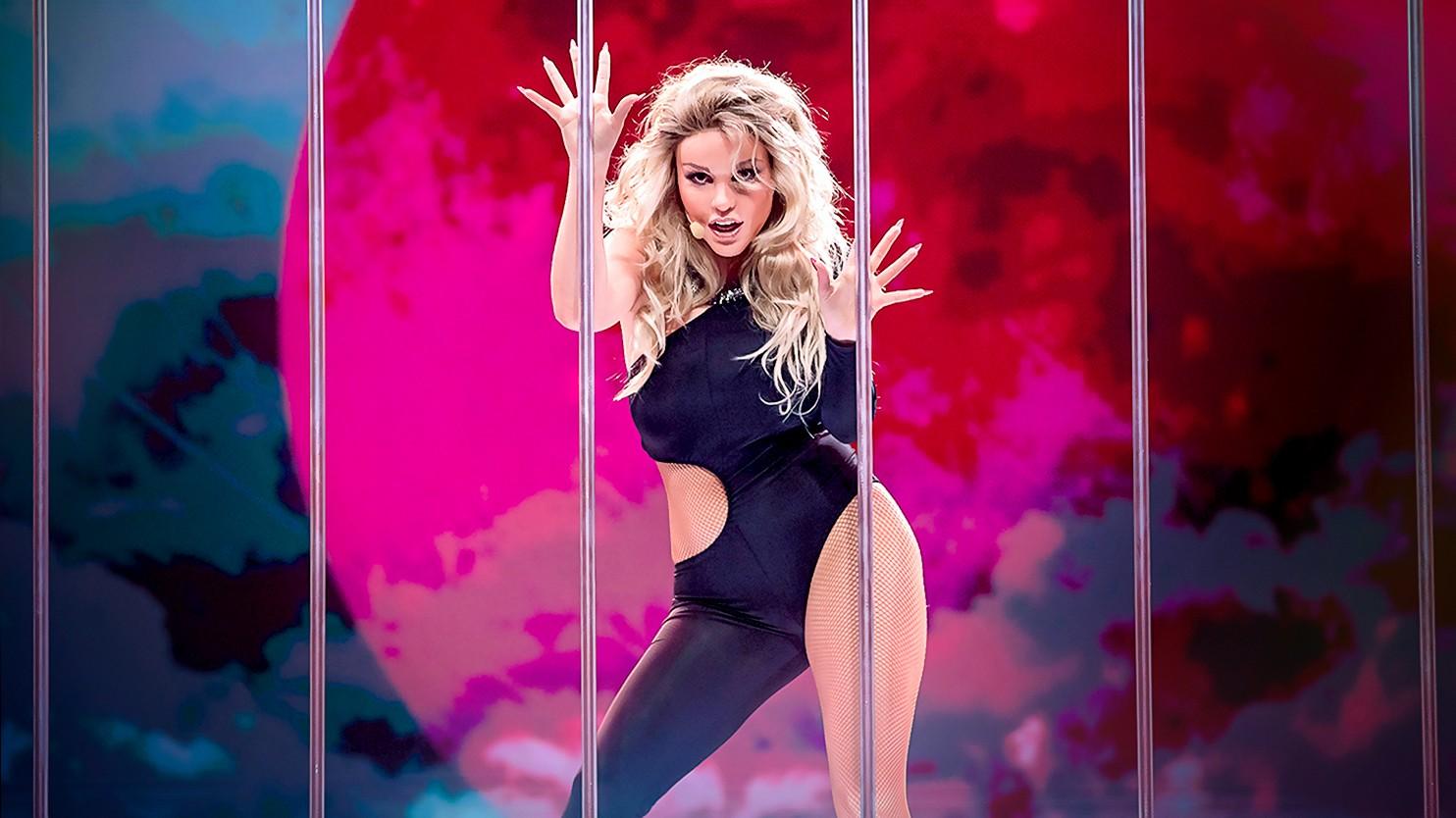 Marta Gałuszewska znów zaskakuje! Wyzwolona Shakira - Polsat.pl