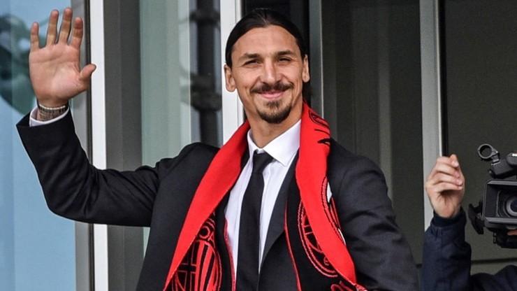 Ścięgno Achillesa Zlatana nie zostało naruszone