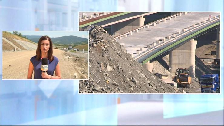 Co najmniej rok opóźnienia w budowie górskiego odcinka ekspresowej zakopianki