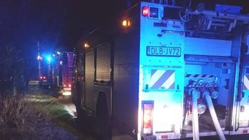 Strażacy pojechali do pożaru, ale paliło się... 200 kilometrów dalej