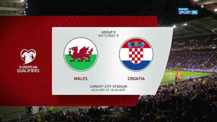 Walia - Chorwacja 1:1. Skrót meczu