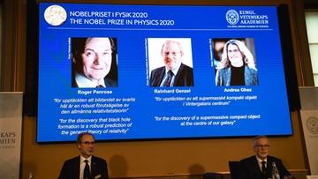 Nobel z fizyki. Jeden z laureatów związany z Uniwersytetem Warszawskim