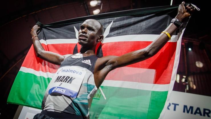 Kenijscy lekkoatleci z zakazem wyjazdu na międzynarodowe zawody