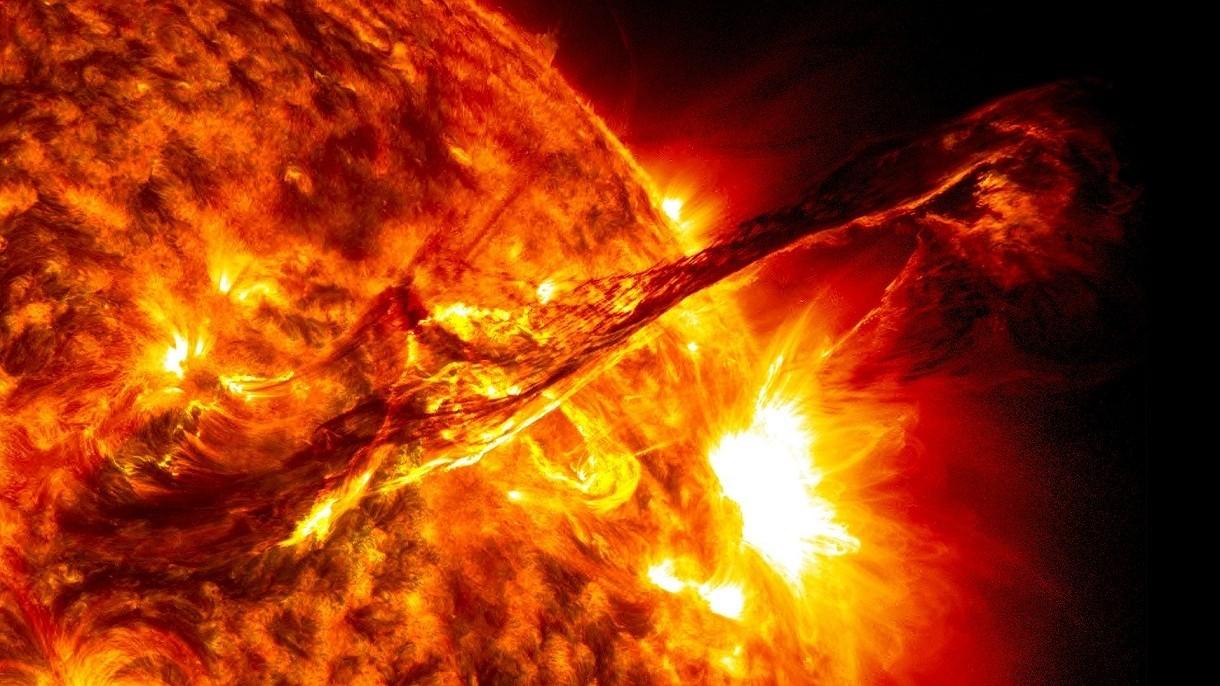 NASA przedstawiła pomyślną kosmiczną prognozę pogody na najbliższe 10 lat