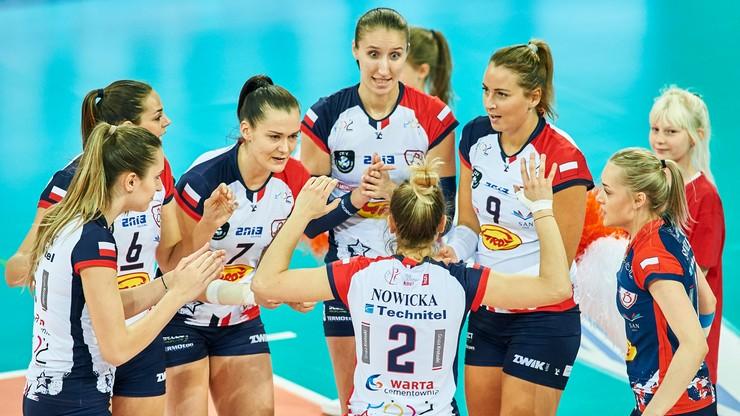 Liga Mistrzyń: Trudny rywal Grot Budowlanych Łódź