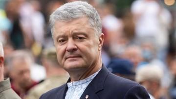 Sankcje od rosyjskiego rządu dla Poroszenki