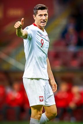 2020-02-02 Robert Lewandowski wybrany Piłkarzem Roku 2019
