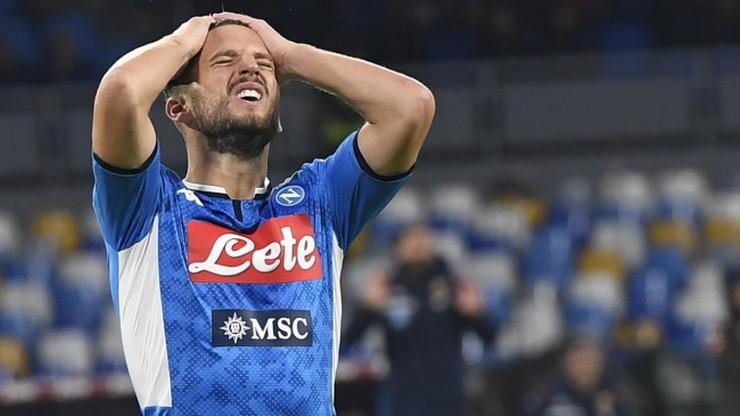 Serie A: Napoli znów bez zwycięstwa, Inter liderem