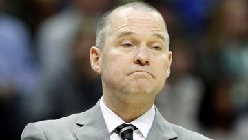 NBA: Trener Denver Nuggets miał koronawirusa