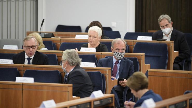 Senat przyjął rezolucję ws. sytuacji na Białorusi