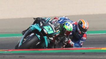 MotoGP: Franco Morbidelli najlepszy w GP Teruel