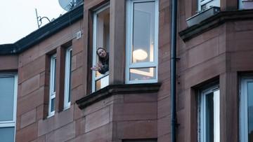 Naczelna lekarz Szkocji złamała zakaz wychodzenia z domu