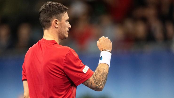 Puchar Davisa: Znani prawie wszyscy uczestnicy finałów