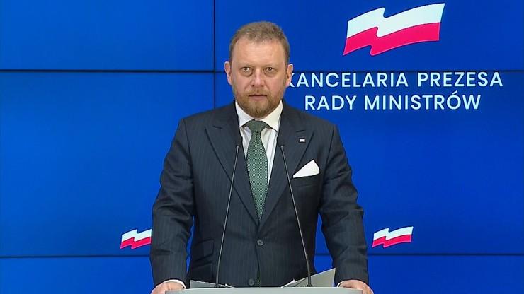 """Minister zdrowia odpowiadał na pytania widzów. """"Wszystko o koronawirusie"""" w Polsat News"""