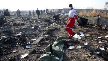 Iran nie przekaże czarnych skrzynek Amerykanom. 176 osób zginęło w katastrofie ukraińskiego samolotu