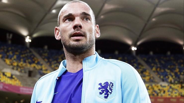 Sneijder: Wolałem wódkę od miłości