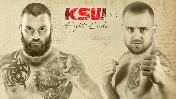 KSW 53: Materla - Kincl w karcie walk!
