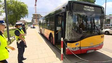 Są wyniki badań kierowcy autobusu. Oświadczenie prokuratury