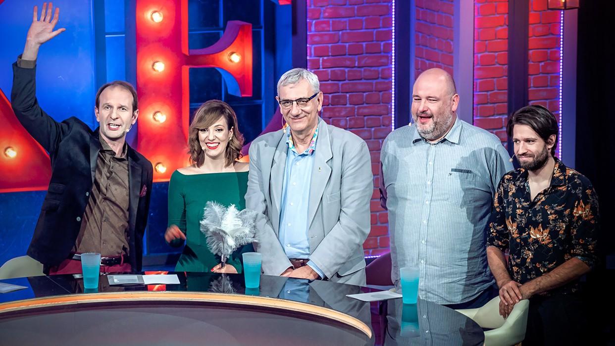 """""""Joke Show"""" - odcinek 2: Seks na wesoło i tajemnicza miotełka"""