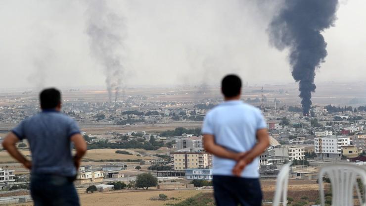W Syrii wojska rosyjskie przekroczyły Eufrat