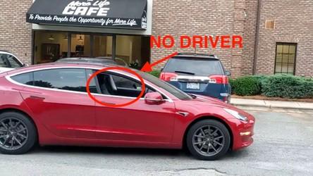 Elon Musk uważa, że autonomiczne Tesle będą miały nadludzkie zdolności