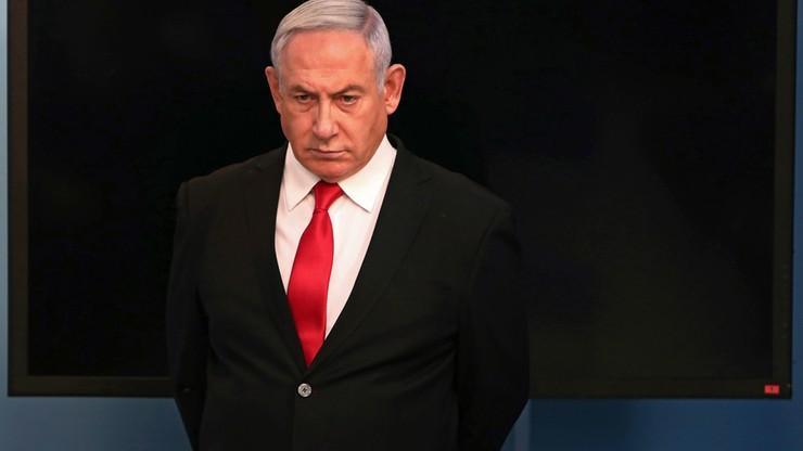 Koniec premiera Netanjahu? Rząd będzie tworzył lider opozycji