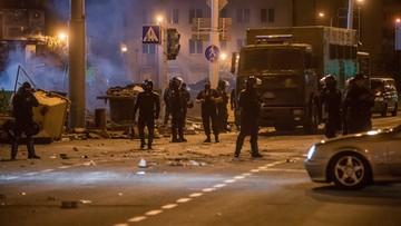 Polski dziennikarz pobity pod komisariatem w Grodnie. Jest w szpitalu