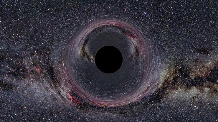 Odkryto niezwykłą populację czarnych dziur. Jest 142 razy masywniejsza niż Słońce
