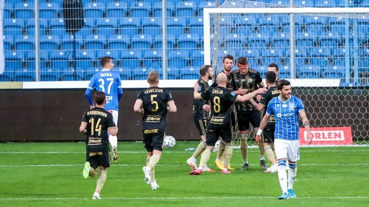 Po meczu Lech-Legia: O trofeach decyduje obrona