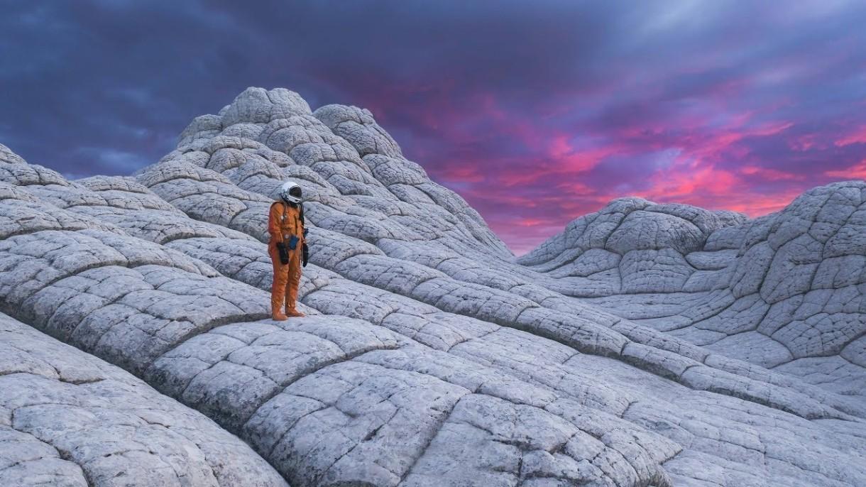 Na naszej planecie są niesamowite miejsca, które przypominają obce planety (film)