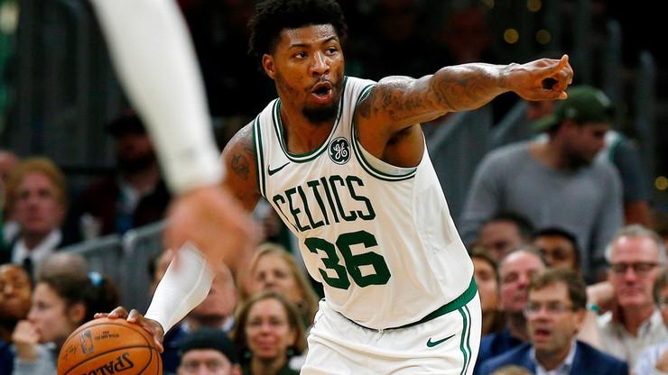 NBA: Zwycięska passa Boston Celtics. Wygrali dziesiąty mecz z rzędu